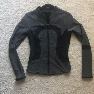 Reversible Lululemon size 4 jacket